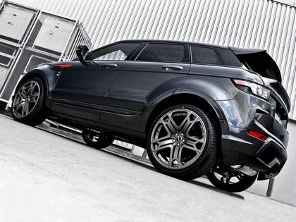 2012 Land Rover Range Rover Evoque Dark Tungsten RS250 by Project Kahn 4