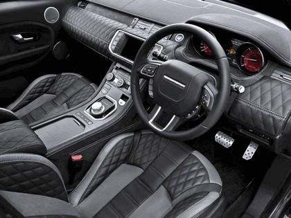 2012 Land Rover Range Rover Evoque Dark Tungsten RS250 by Project Kahn 5