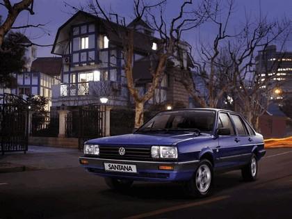 1986 Volkswagen Santana - China version 1