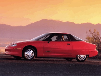 1994 General Motors Impact prototype 1