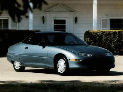 1994 General Motors Impact prototype 2
