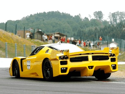 2005 Ferrari FXX 17