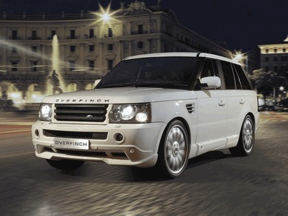 2005 Land Rover Range Rover Sport by Overfinch 1