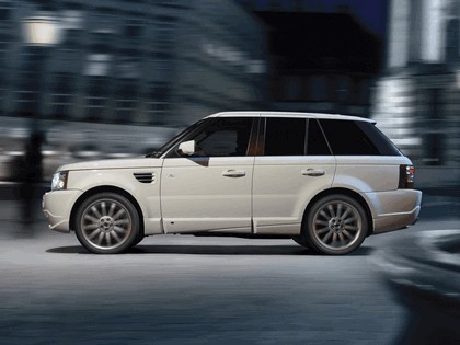 2005 Land Rover Range Rover Sport by Overfinch 3