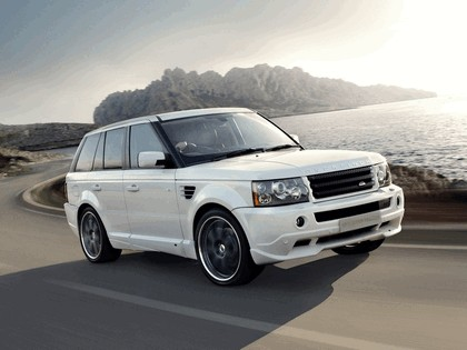 2005 Land Rover Range Rover Sport by Overfinch 4