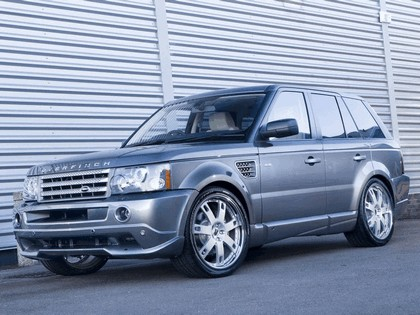 2005 Land Rover Range Rover Sport by Overfinch 5
