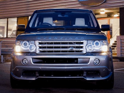 2005 Land Rover Range Rover Sport by Overfinch 6