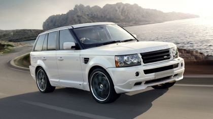 2005 Land Rover Range Rover Sport by Overfinch 2