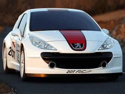 2006 Peugeot 207 RCup concept 2
