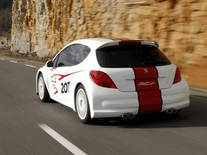 2006 Peugeot 207 RCup concept 5