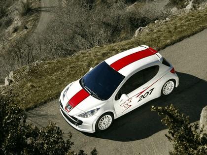 2006 Peugeot 207 RCup concept 6