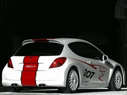 2006 Peugeot 207 RCup concept 7