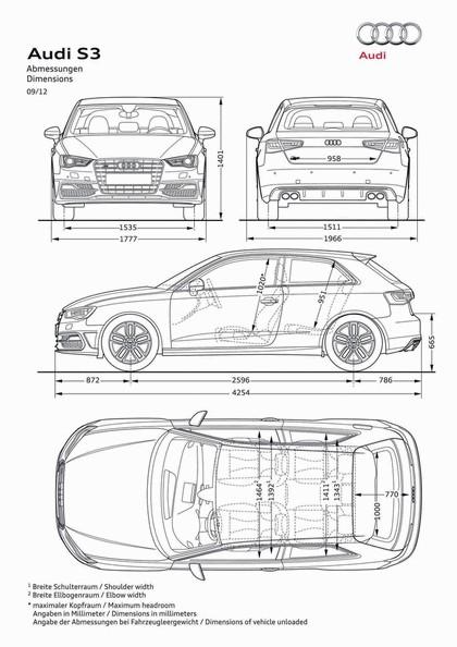 2012 Audi S3 17
