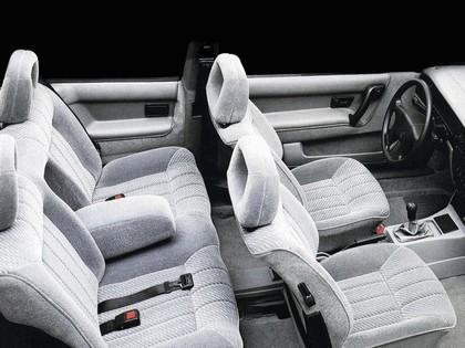 1984 Volkswagen Santana 2-door - Brasilian version 2