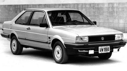 1984 Volkswagen Santana 2-door - Brasilian version 4
