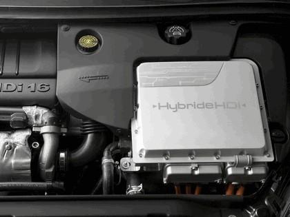 2006 Peugeot 307 CC HybrideHDi concept 11