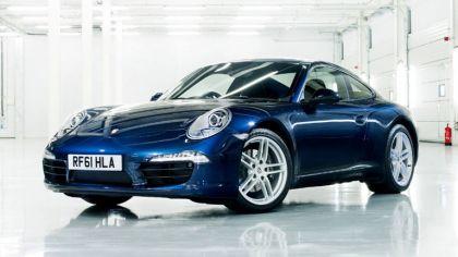 2011 Porsche 911 ( 991 ) Carrera - UK version 7
