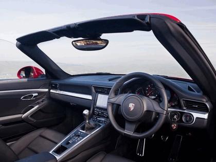 2011 Porsche 911 ( 991 ) Carrera cabriolet - UK version 8