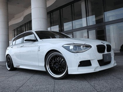 2012 BMW 1er ( F20 ) M Sport by 3D Design 2