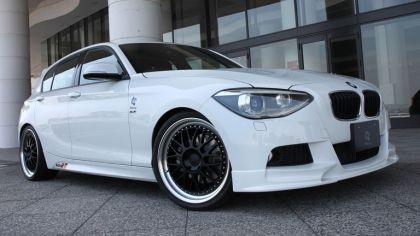 2012 BMW 1er ( F20 ) M Sport by 3D Design 1