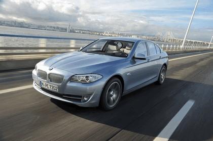 2012 BMW ActiveHybrid 5 ( F10 ) - USA version 4