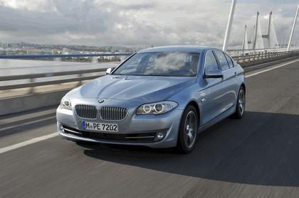 2012 BMW ActiveHybrid 5 ( F10 ) - USA version 8