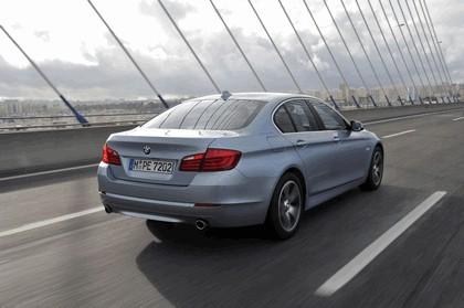 2012 BMW ActiveHybrid 5 ( F10 ) - USA version 9
