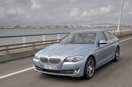 2012 BMW ActiveHybrid 5 ( F10 ) - USA version 10