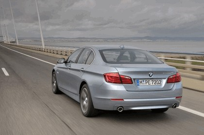 2012 BMW ActiveHybrid 5 ( F10 ) - USA version 12