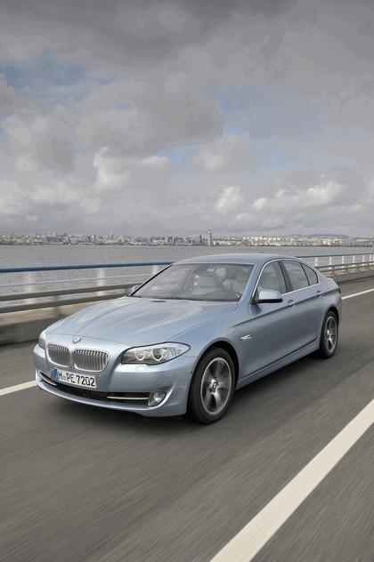 2012 BMW ActiveHybrid 5 ( F10 ) - USA version 13