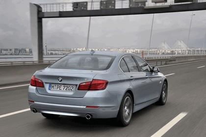 2012 BMW ActiveHybrid 5 ( F10 ) - USA version 16
