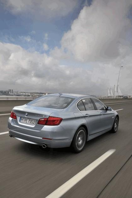 2012 BMW ActiveHybrid 5 ( F10 ) - USA version 17
