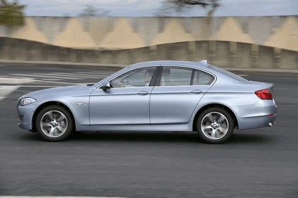 2012 BMW ActiveHybrid 5 ( F10 ) - USA version 21
