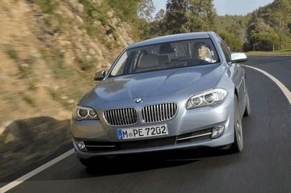 2012 BMW ActiveHybrid 5 ( F10 ) - USA version 24