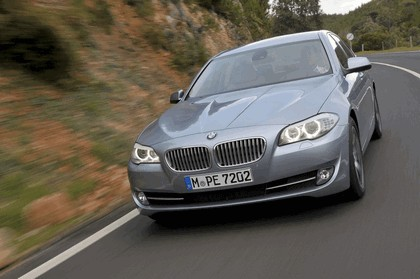 2012 BMW ActiveHybrid 5 ( F10 ) - USA version 30