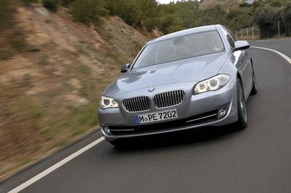 2012 BMW ActiveHybrid 5 ( F10 ) - USA version 31