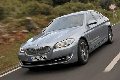 2012 BMW ActiveHybrid 5 ( F10 ) - USA version 32