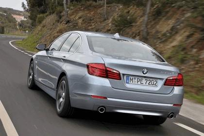 2012 BMW ActiveHybrid 5 ( F10 ) - USA version 34
