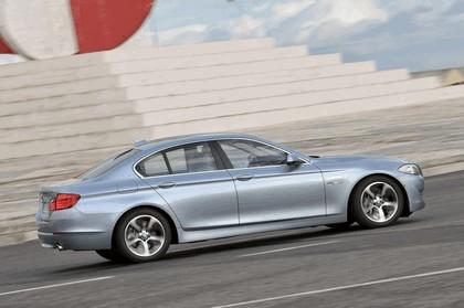 2012 BMW ActiveHybrid 5 ( F10 ) - USA version 36