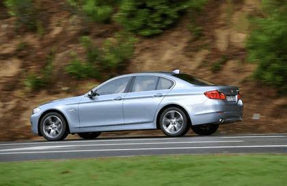 2012 BMW ActiveHybrid 5 ( F10 ) - USA version 40
