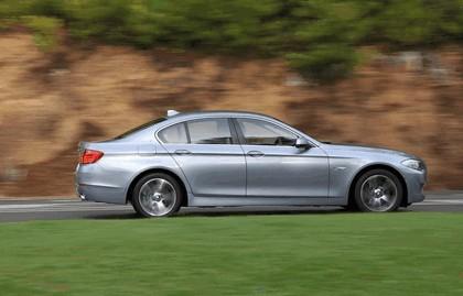 2012 BMW ActiveHybrid 5 ( F10 ) - USA version 42