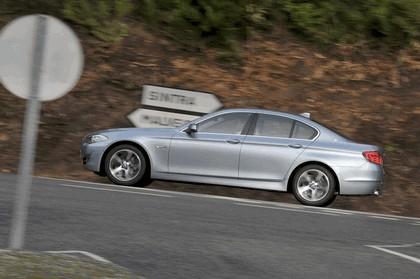 2012 BMW ActiveHybrid 5 ( F10 ) - USA version 45