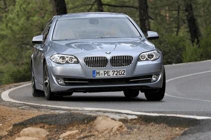 2012 BMW ActiveHybrid 5 ( F10 ) - USA version 48
