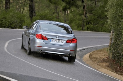 2012 BMW ActiveHybrid 5 ( F10 ) - USA version 49