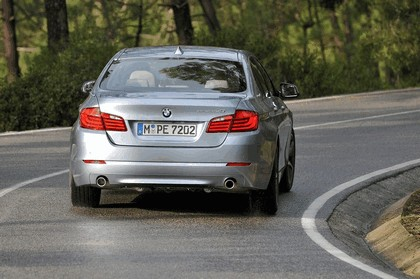 2012 BMW ActiveHybrid 5 ( F10 ) - USA version 51