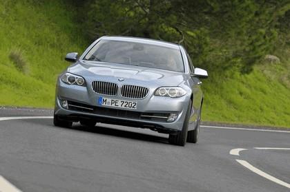 2012 BMW ActiveHybrid 5 ( F10 ) - USA version 53