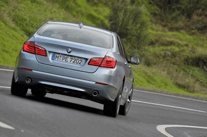 2012 BMW ActiveHybrid 5 ( F10 ) - USA version 54