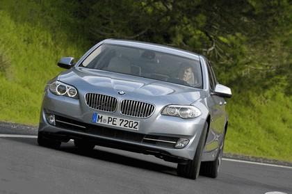 2012 BMW ActiveHybrid 5 ( F10 ) - USA version 55