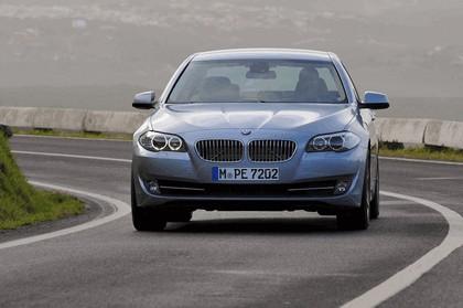2012 BMW ActiveHybrid 5 ( F10 ) - USA version 58
