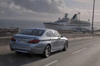 2012 BMW ActiveHybrid 5 ( F10 ) - USA version 59